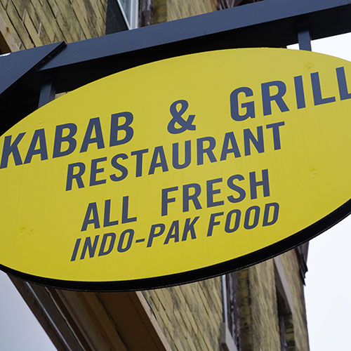 Kabab and Grill