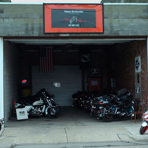 Phoenix Motorcycle Restorations