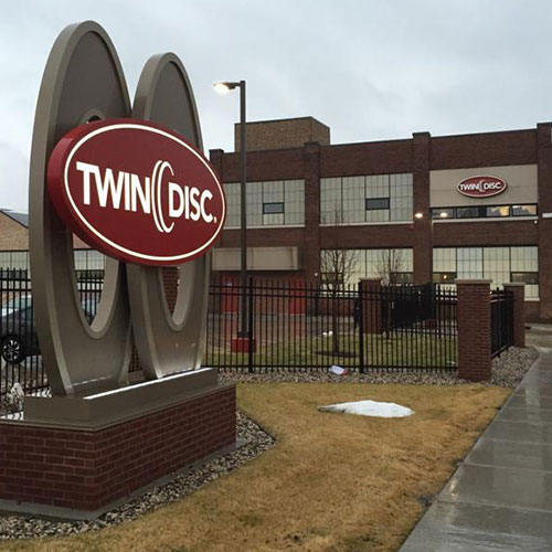 Twin Disc, Inc